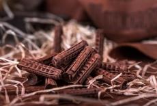 Шоколадний дюбель