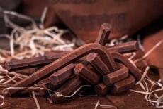 Шоколадний ключ шестигранний